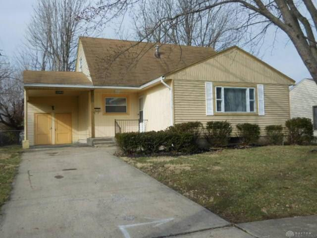 2205 Hazel Avenue, Dayton, OH 45420 (MLS #783116) :: Denise Swick and Company