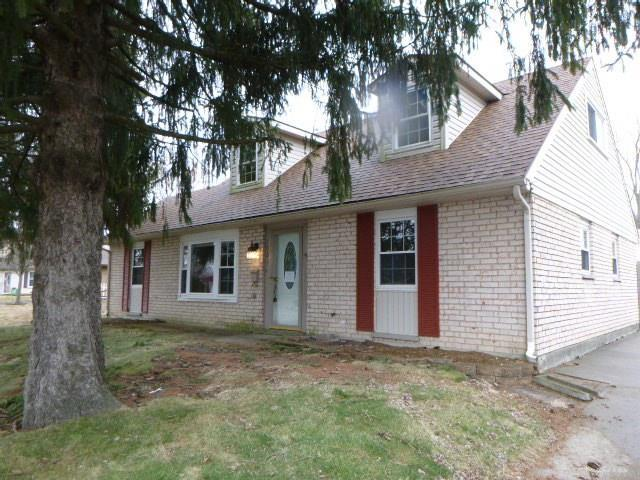 1580 Texas Court, Xenia, OH 45385 (MLS #786042) :: The Gene Group