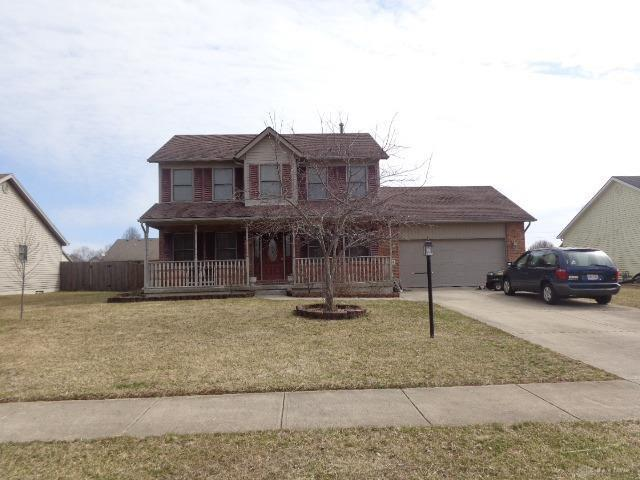 5514 Glen Court, Carlisle, OH 45005 (MLS #786095) :: The Gene Group