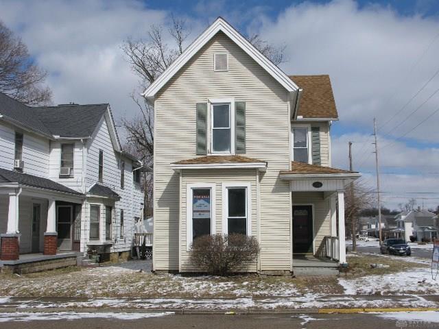 706 Cedar Street, Springfield, OH 45504 (MLS #786834) :: The Gene Group