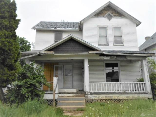 120 Catherine Street, Springfield, OH 45505 (MLS #790743) :: The Gene Group