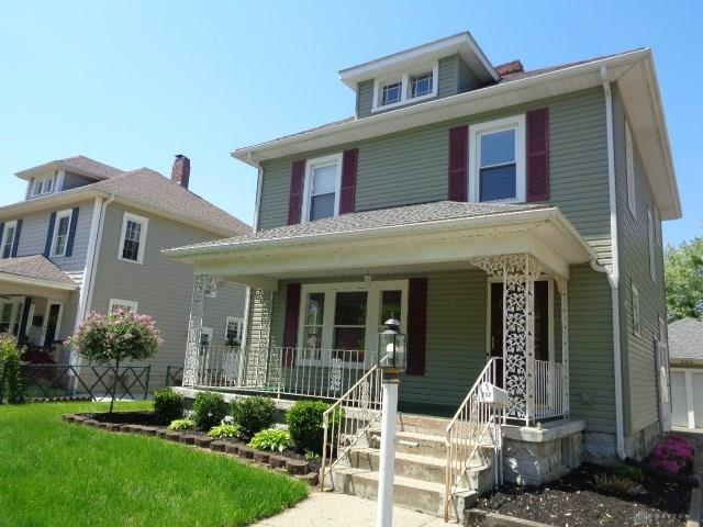 732 Galloway Street, Xenia, OH 45385 (MLS #791430) :: The Gene Group