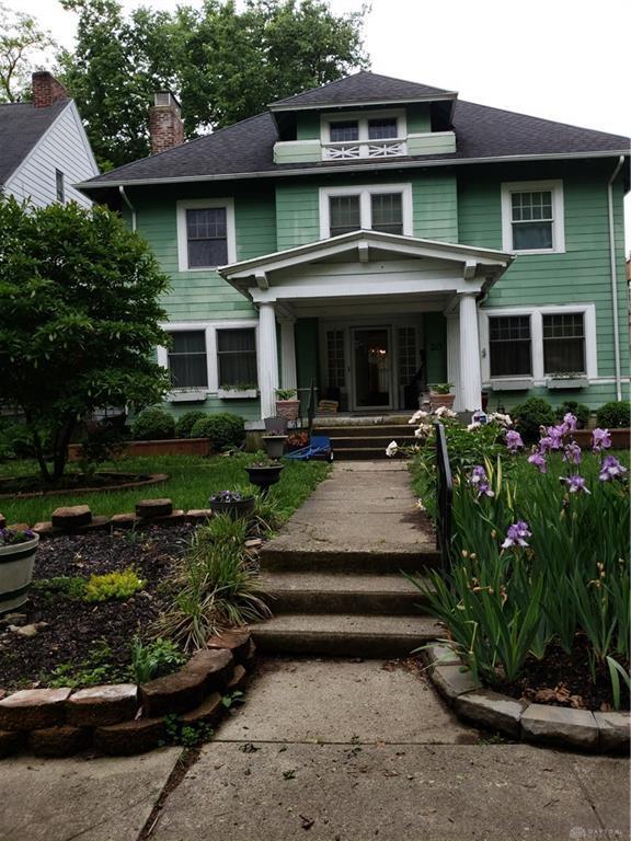 20 Yale Avenue, Dayton, OH 45406 (MLS #791681) :: Denise Swick and Company