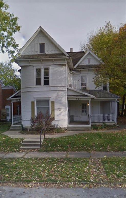 511-513 4th, Greenville, OH 45303 (MLS #794438) :: The Gene Group