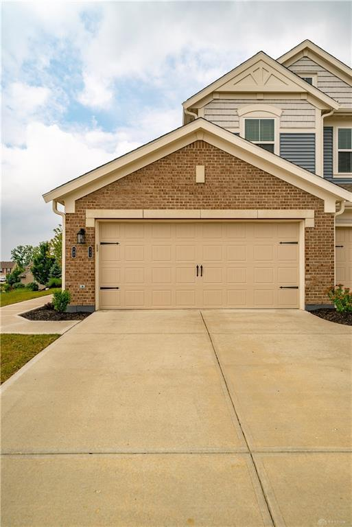 111 Rippling Brook Lane, Springboro, OH 45066 (MLS #795249) :: The Gene Group