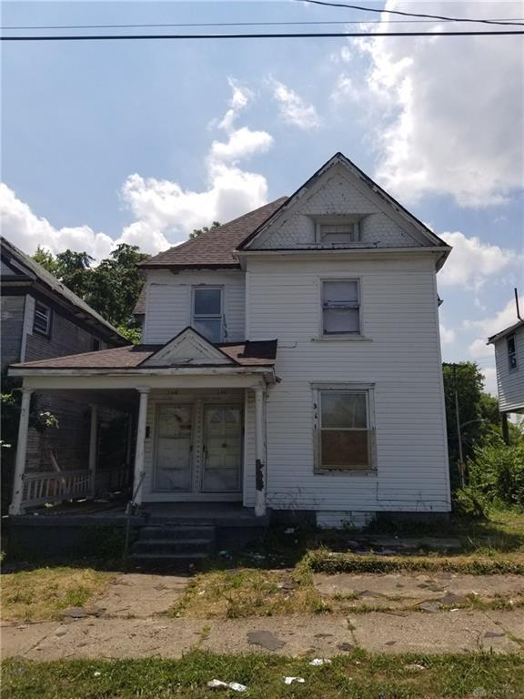 1444 Germantown Street, Dayton, OH 45417 (MLS #795522) :: The Gene Group