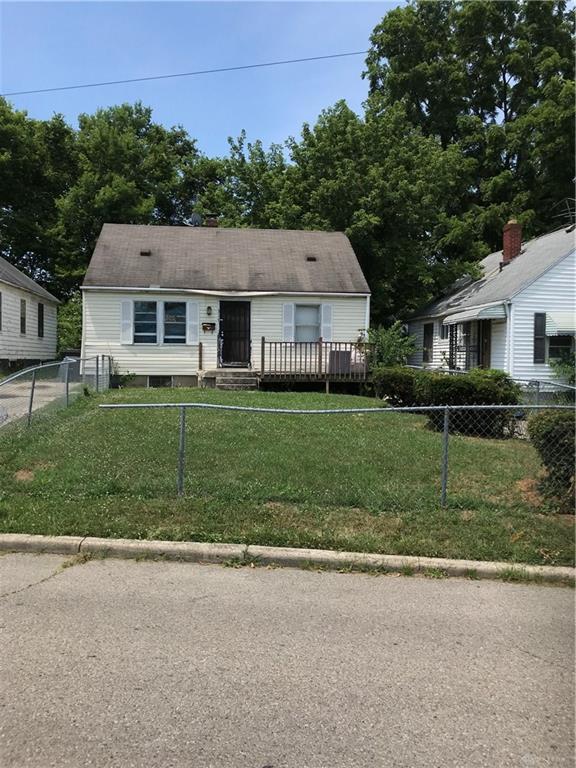 317 Geneva Road, Dayton, OH 45417 (MLS #796077) :: Denise Swick and Company