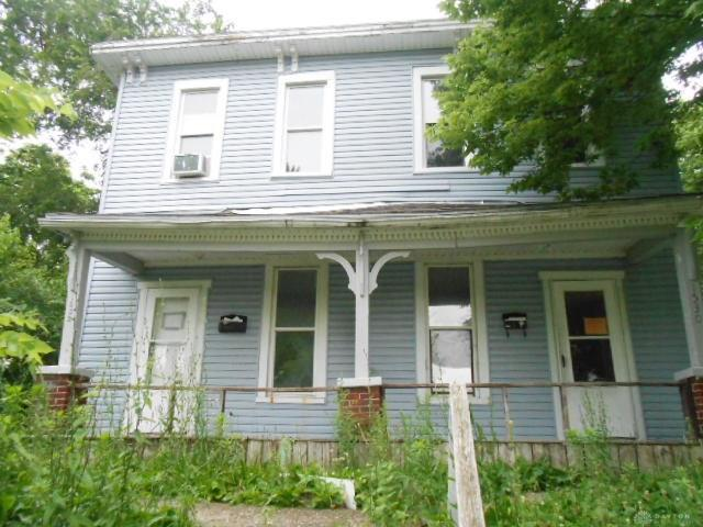 1530 Clark Street, Springfield, OH 45506 (MLS #796414) :: The Gene Group