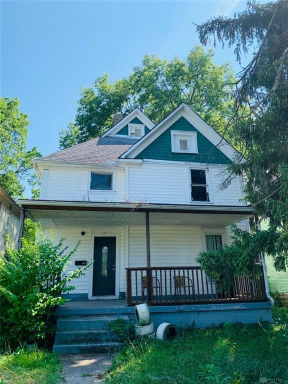 425 Catherine Street, Springfield, OH 45505 (MLS #796636) :: The Gene Group