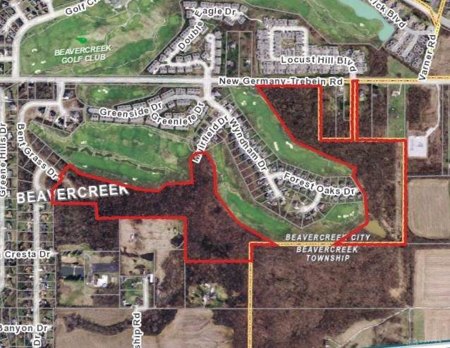 00 New Germany Trebein Road, Beavercreek, OH 45431 (MLS #799663) :: The Gene Group