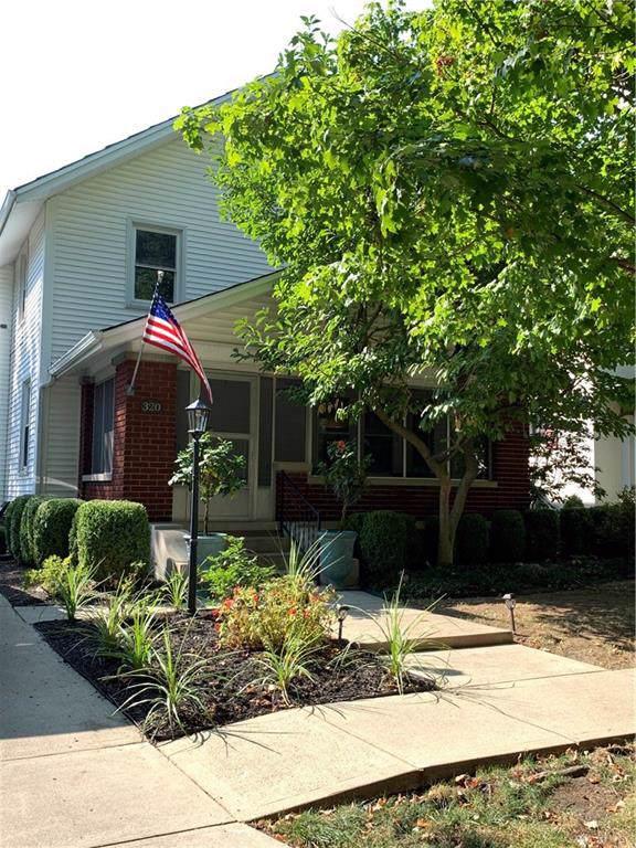 320 Maple Street, Brookville, OH 45309 (MLS #800298) :: The Gene Group