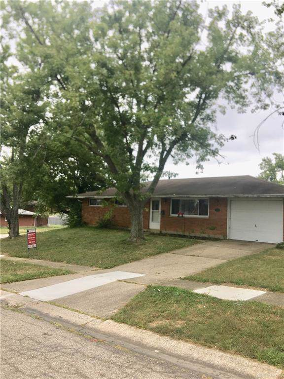 6301 Holbrook Drive, Huber Heights, OH 45424 (MLS #800840) :: Denise Swick and Company
