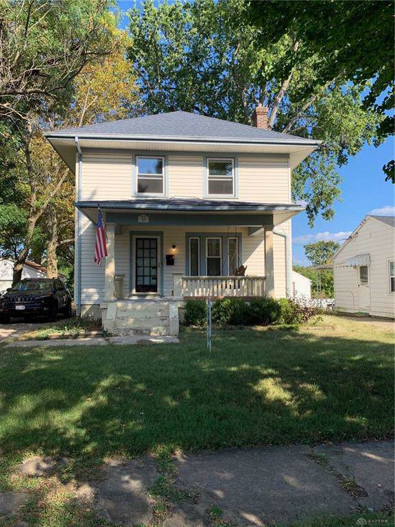 518 Heiss Avenue, Dayton, OH 45403 (MLS #801014) :: Denise Swick and Company