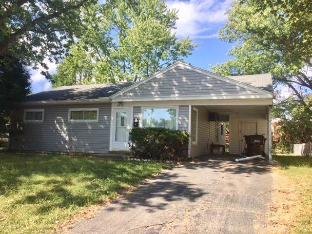 4201 Curundu Avenue, Dayton, OH 45416 (MLS #801054) :: Denise Swick and Company