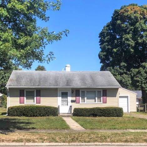 1381 Covent Road, Troy, OH 45373 (MLS #801201) :: The Gene Group
