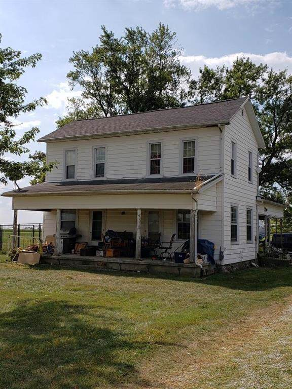 2188 Karr Road, Arcanum, OH 45304 (MLS #802525) :: Denise Swick and Company