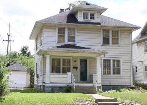 617 Snowhill Boulevard, Springfield, OH 45504 (MLS #804395) :: Denise Swick and Company