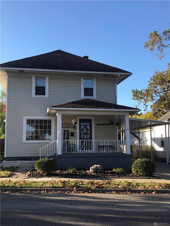 806 Jefferson Street, Miamisburg, OH 45342 (MLS #804421) :: Denise Swick and Company