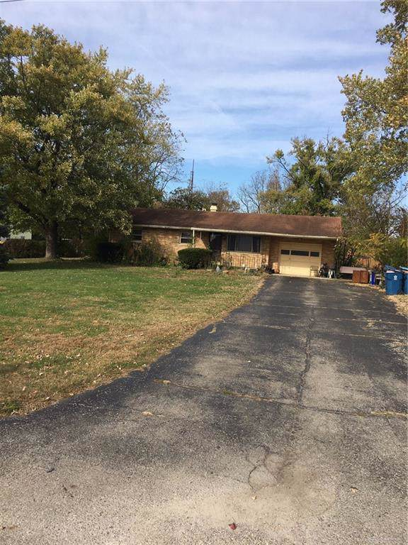 7181 Union Schoolhouse Road, Dayton, OH 45424 (MLS #805459) :: Denise Swick and Company