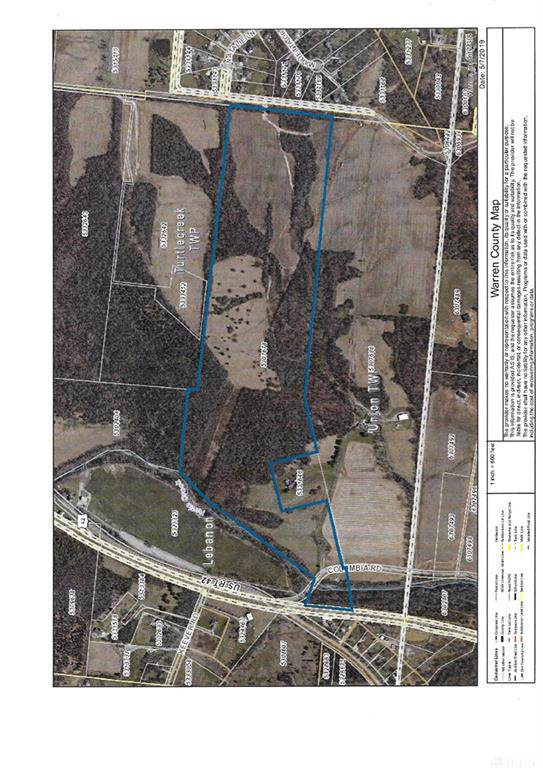 0 Winding River Boulevard, South Lebanon, OH 45065 (MLS #805999) :: The Gene Group