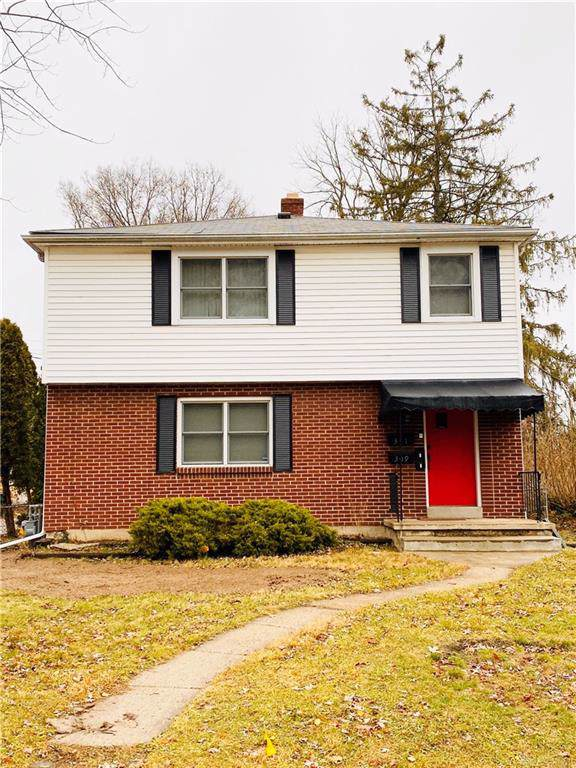 309 Parkdale Street, Dayton, OH 45429 (MLS #806108) :: The Gene Group