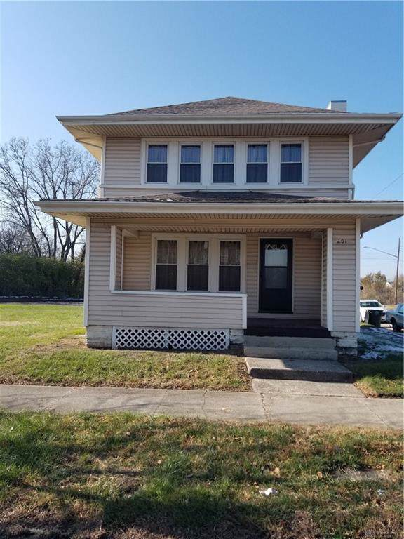201 Broadway Street, Dayton, OH 45402 (MLS #806226) :: Denise Swick and Company