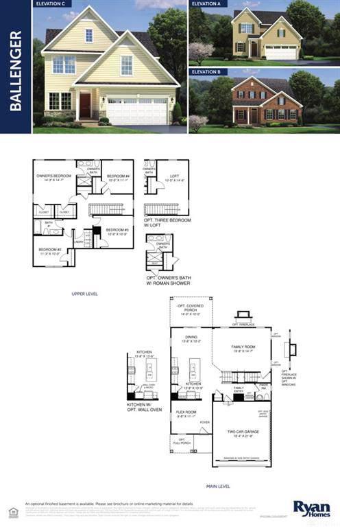 897 Cedar Grove Drive, Tipp City, OH 45371 (MLS #806437) :: The Gene Group