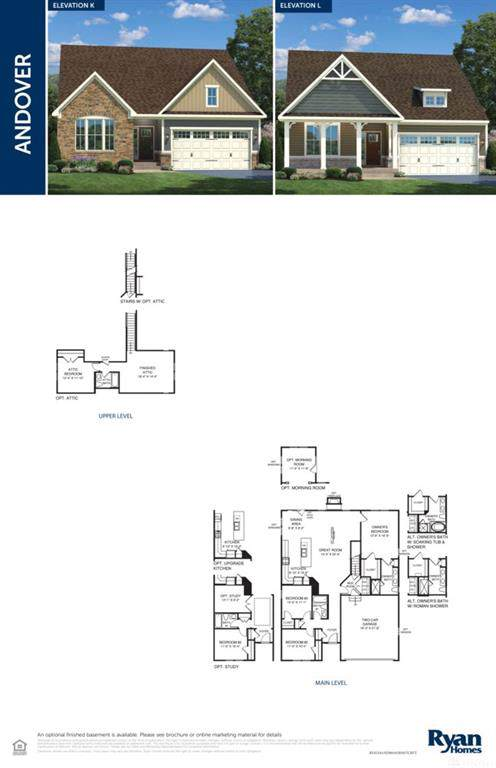 865 Cedar Grove Drive, Tipp City, OH 45371 (MLS #806477) :: The Gene Group