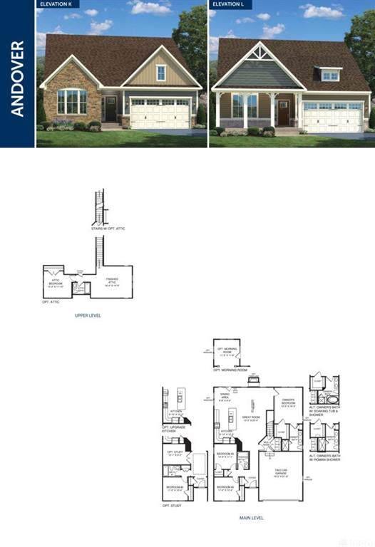 891 Cedar Grove Drive, Tipp City, OH 45371 (MLS #808241) :: The Gene Group