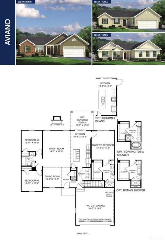 895 Cedar Grove Drive, Tipp City, OH 45371 (MLS #808242) :: The Gene Group