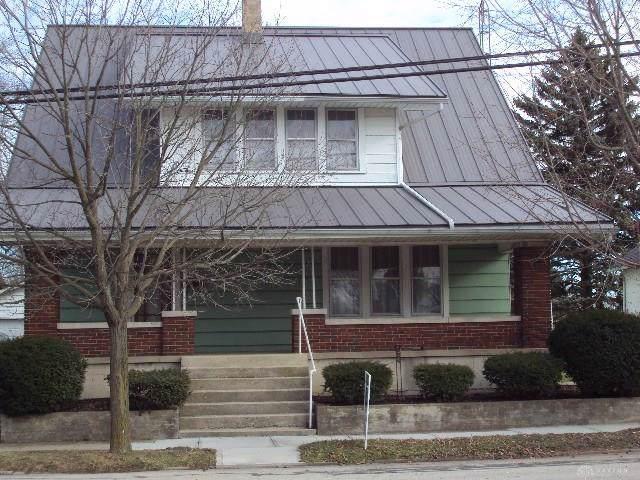 201 N Main Street, Arcanum, OH 45304 (MLS #808290) :: Denise Swick and Company