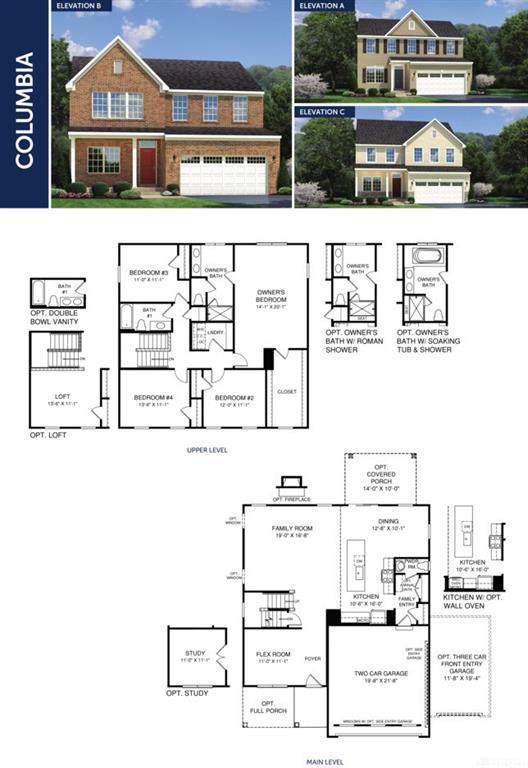 417 Rebekah Court, Tipp City, OH 45371 (MLS #808333) :: The Gene Group