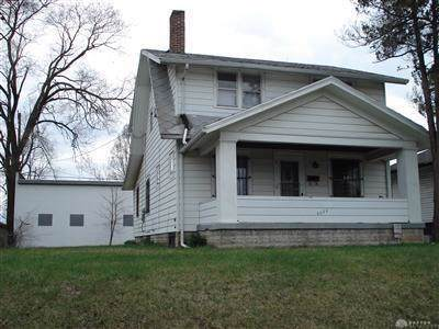 3020 Hoover Avenue, Dayton, OH 45402 (MLS #808462) :: Denise Swick and Company