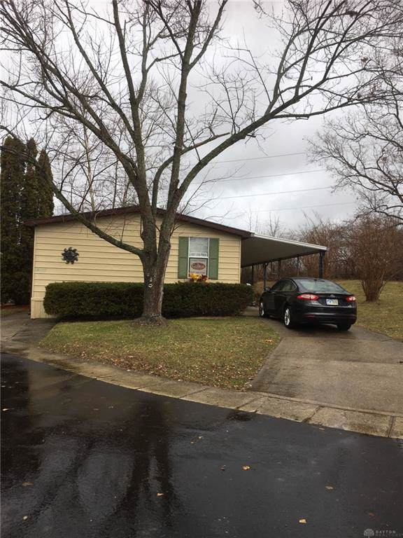 10337 Dorval Avenue, Miamisburg, OH 45342 (MLS #808610) :: The Gene Group