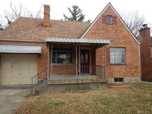 1530 Newton Avenue, Dayton, OH 45406 (MLS #809102) :: Denise Swick and Company