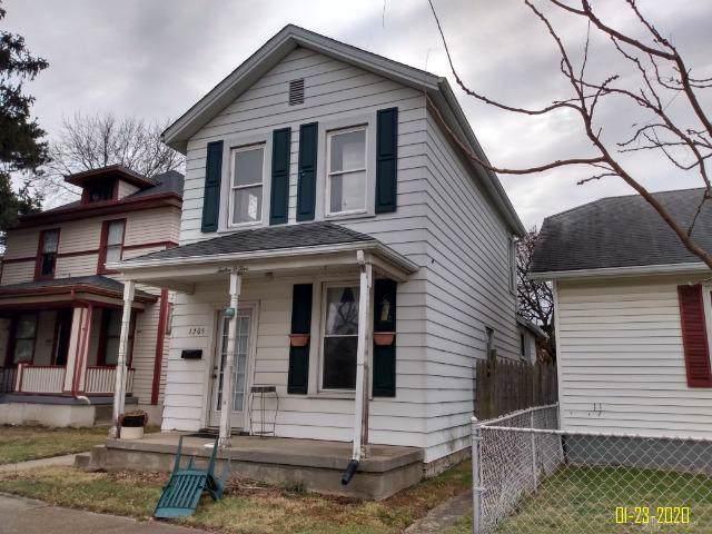1205 Vanderveer Avenue, Hamilton, OH 45011 (MLS #809705) :: Denise Swick and Company