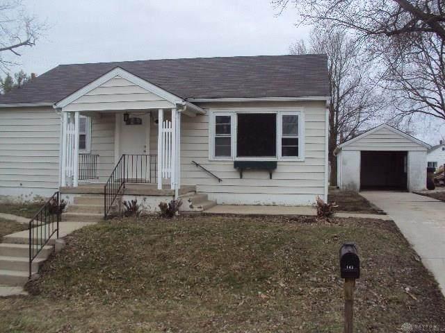 143 Washington Street, New Madison, OH 45346 (MLS #809974) :: Denise Swick and Company