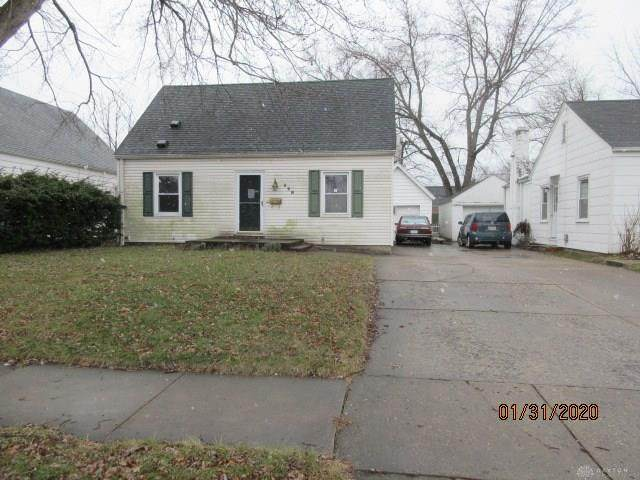 328 Mann Avenue, Fairborn, OH 45324 (MLS #810343) :: The Gene Group