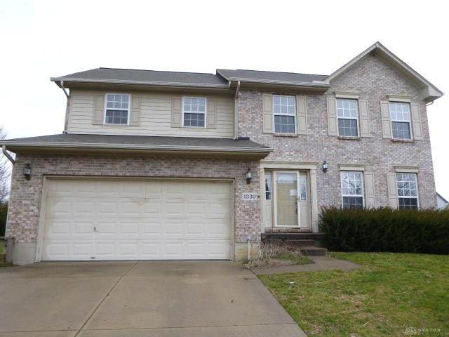 1330 Kables Mill Drive, Bellbrook, OH 45305 (MLS #810703) :: Ryan Riddell  Group