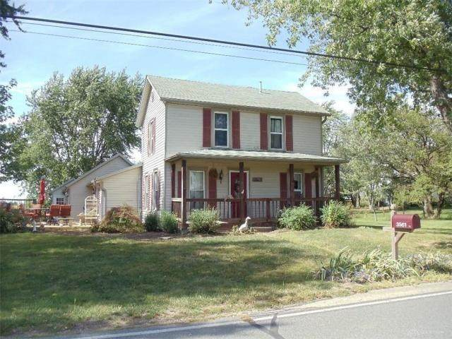 3561 Spence Road, New Carlisle, OH 45344 (MLS #810967) :: Candace Tarjanyi | Coldwell Banker Heritage