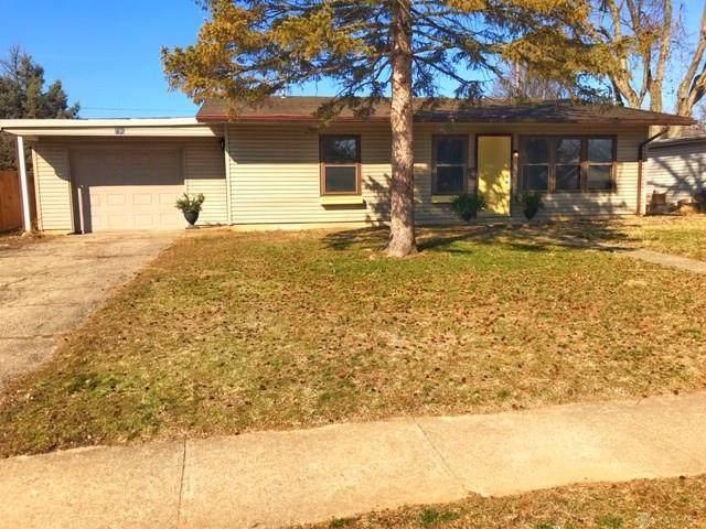 196 Ridgebury Drive, Xenia, OH 45385 (MLS #810979) :: Candace Tarjanyi   Coldwell Banker Heritage