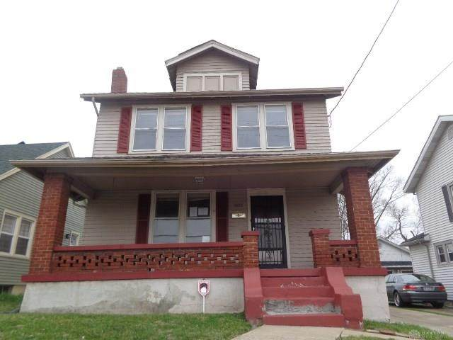 1021 Woodside Boulevard, Middletown, OH 45044 (MLS #813154) :: Denise Swick and Company