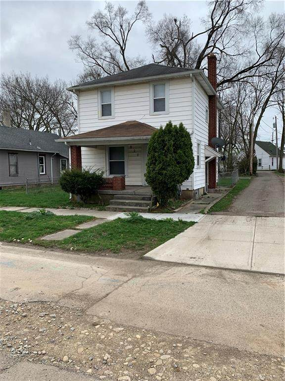 820 Washington Street, Troy, OH 45373 (MLS #813569) :: The Gene Group