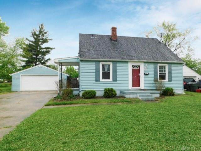 3301 Bexley Drive, Middletown, OH 45042 (MLS #816430) :: Denise Swick and Company