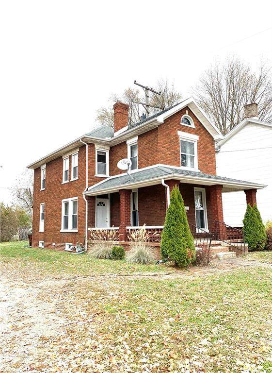 58 Leaman Street, Xenia, OH 45385 (MLS #816614) :: Candace Tarjanyi | Coldwell Banker Heritage