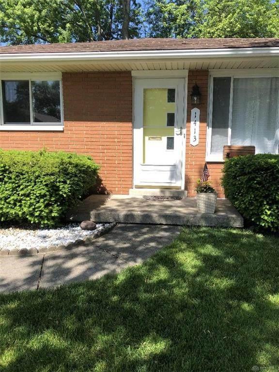 1413 Flesher Avenue, Kettering, OH 45420 (MLS #816719) :: The Gene Group