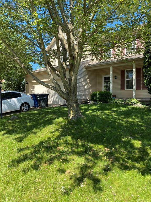 6913 Iverson Court, Huber Heights, OH 45424 (MLS #817152) :: Denise Swick and Company