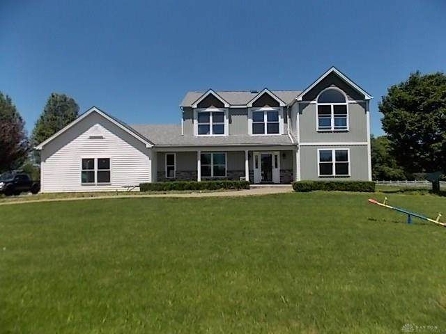 2896 Quail Field Drive, Lebanon, OH 45036 (MLS #817173) :: Denise Swick and Company