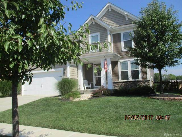 1533 Golf Club Drive, Lebanon, OH 45036 (MLS #817210) :: Denise Swick and Company