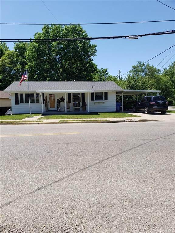 25 N Wolf Creek Street, Brookville, OH 45309 (#818168) :: Century 21 Thacker & Associates, Inc.